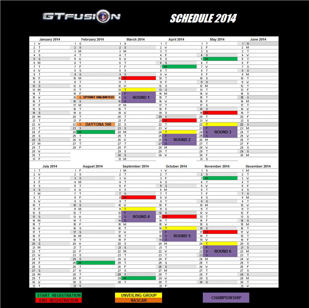 GTfusion Calendar 2014 GTfusion-2014-calendrieren