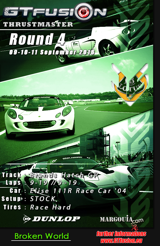 GTfusion 2016 §Round 4
